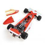 James Hunt McLaren Ford M23 GP Afrique du Sud 1976 1/43