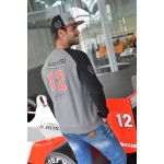 Sweatshirt Senna World Champion 1988 McLaren model back