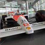 Ayrton Senna: the McLaren years