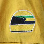 Ayrton Senna T-Shirt Racing detail 3