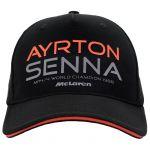 Ayrton Senna Cap McLaren World Champion 1988