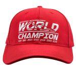 Michael Schumacher Cap World Champion