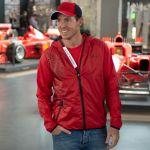 Michael Schumacher Jacke Speedline
