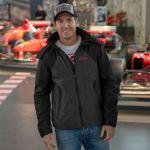Michael Schumacher Windbreaker Racing