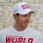 Michael Schumacher Cap World Champion