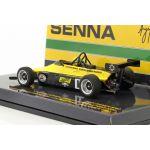 Ayrton Senna Van Diemen RF82 #11 British Formula Ford 2000 Champion 1982 1/43