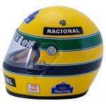 Ayrton Senna Helmet 1994 Scale 1/2