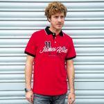 James Hunt Poloshirt Zandvoort