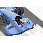 Michael Schumacher Reynard F903 #3 vincitore del GP di Macao Formula 3 1990 1/18
