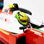Mick Schumacher, PREMA Racing Dallara F317