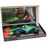 Michael Schumacher Jordan Ford 191 Premio F1™ Grand Prix Race Spa 1991 1/18