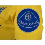 Ayrton Senna Poloshirt Monaco Champion sleeve