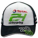 24h-Race Cap Sponsor 2020 white
