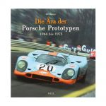 Die Ära der Porsche Prototypen - 1964 bis 1973