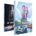 Comic:And Steve McQueen in LeMans von Sandro Garbo (deutsch)