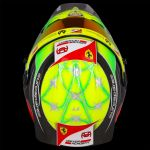 Mick Schumacher Replika Helm 1:1 2019