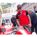 Fotoshoot at Monaco historic GP
