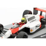 Ayrton Senna McLaren MP4/5 #1 Germany GP Formula 1 1989 1/43 Altaya