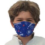 Mouth and nose mask Football