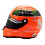 Michael Schumacher Final Casque GP Formel 1 2012 1:2