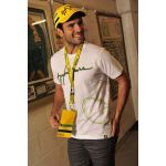 Ayrton Senna Lanyard full picture model