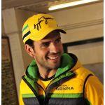 Ayrton Senna Cap Senna Helmet model 1