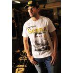 Ayrton Senna T-Shirt 1st Victory 1985
