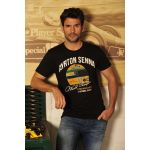 Ayrton Senna T-Shirt World Champion model