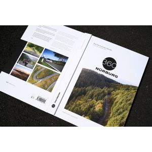 360 Nürburg - Roadbook by Frank Berben-Grosfjield