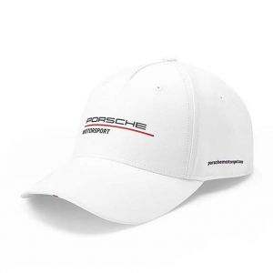Porsche Motorsport Team Cap white