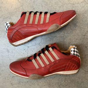 Gulf Racing Sneaker Corso Rosso