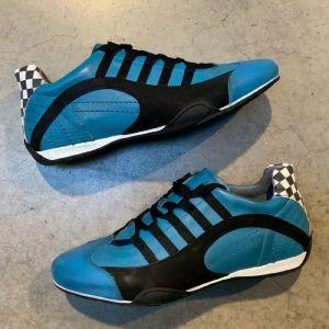 Gulf Racing Sneaker Miami Blue