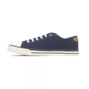 Gulf Canvas Sneaker Men bleu marine