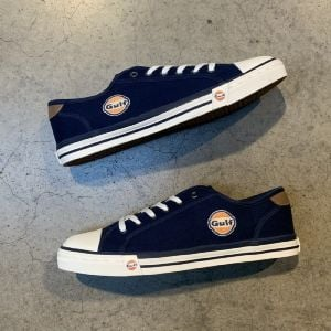 Gulf Canvas Sneaker Men navy blue