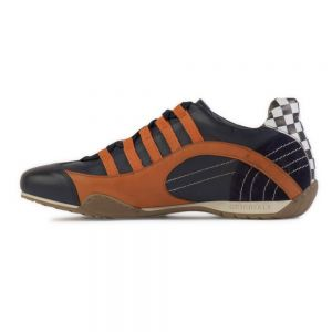 Gulf Racing Sneaker Lady Orange indigo