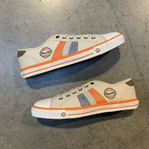 Gulf Vintage Canvas Sneaker Lady cream