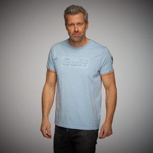 Gulf 3D Camiseta gulf azul