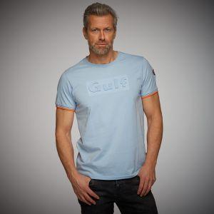 Gulf 3D T-Shirt gulf blau