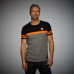 Gulf T-Shirt Super Tee black/grey