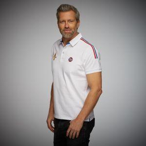 Gulf Rugby Poloshirt white