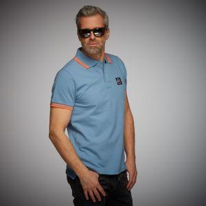 Gulf Summer Poloshirt gulf blue