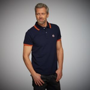 Gulf Summer Poloshirt navy blue