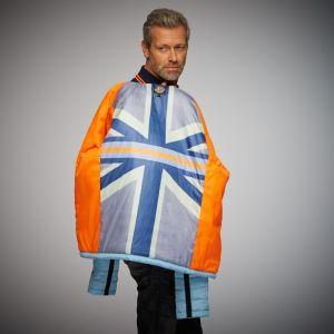 Gulf GPO Performance Jacket sky blue