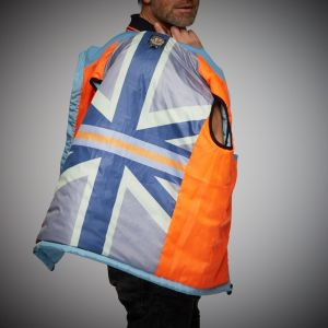 Gulf GPO Performance Vest sky blue