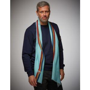 Gulf Vintage Schal gulf-blau