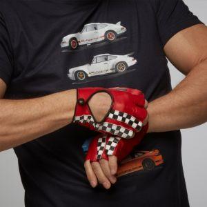 Gulf Racing Handschuhe corsa rossa