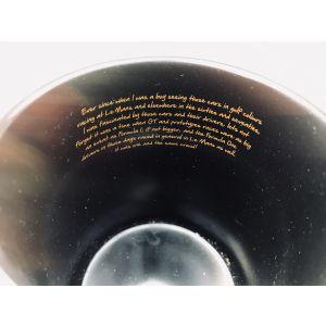 Gulf Mug noir mat