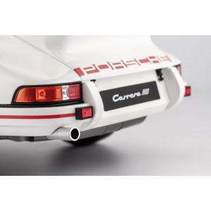 Porsche 911 Carrera RS 2.7 lightweight construction - 1972 - 1/8 white / red decor