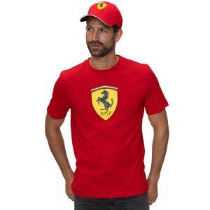 Camiseta Scuderia Ferrari Classic roja