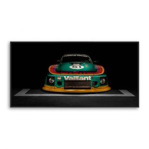 Stampa artistica Porsche Kremer - Porsche 935 K2 Vaillant - Front